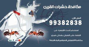 مكافحة حشرات اسواق القرين