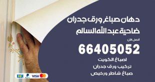 فني صباغ ضاحية عبدالله السالم